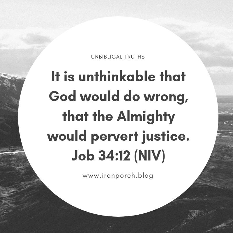 unbiblical truth