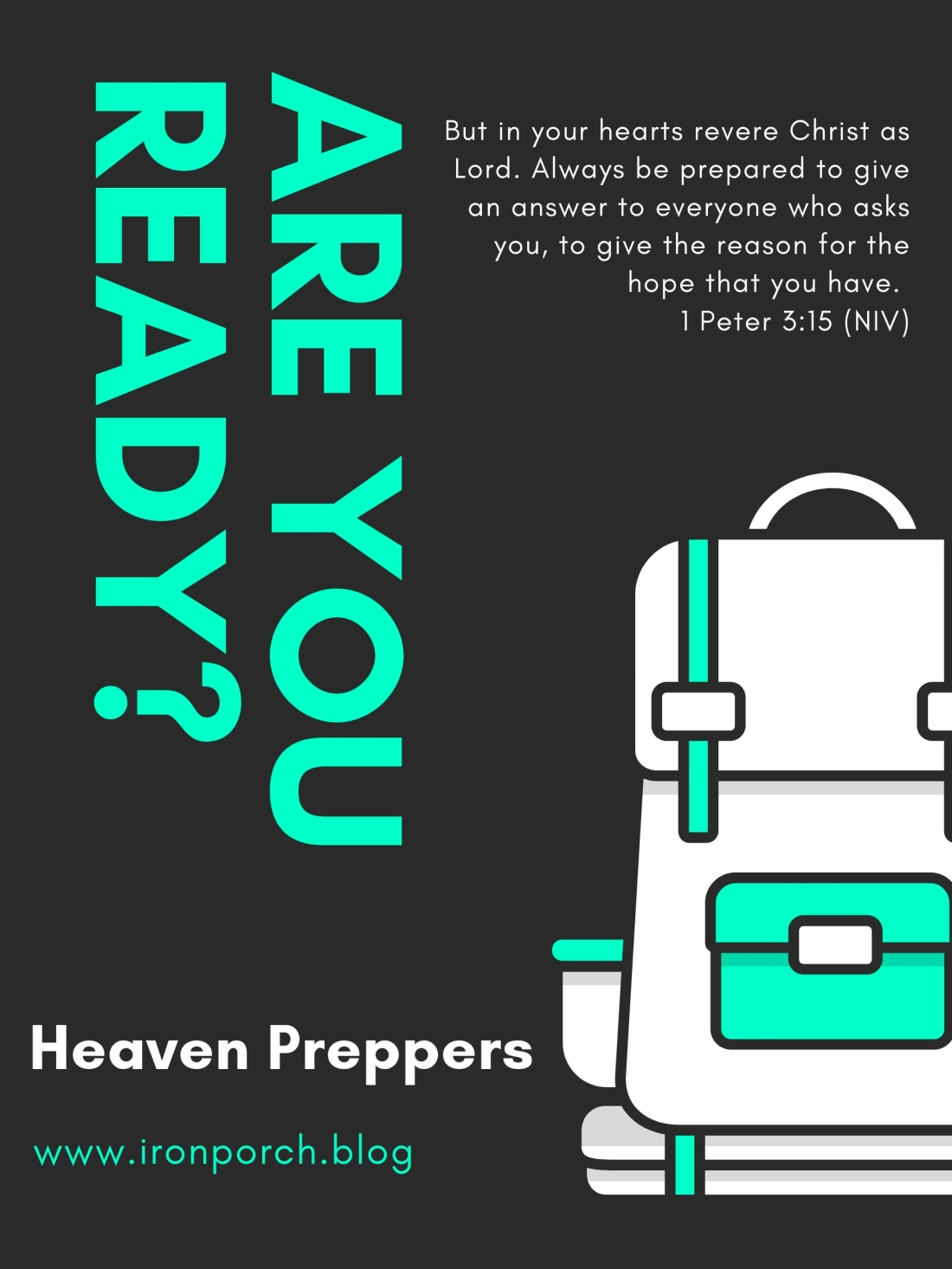 Preppers for Heaven