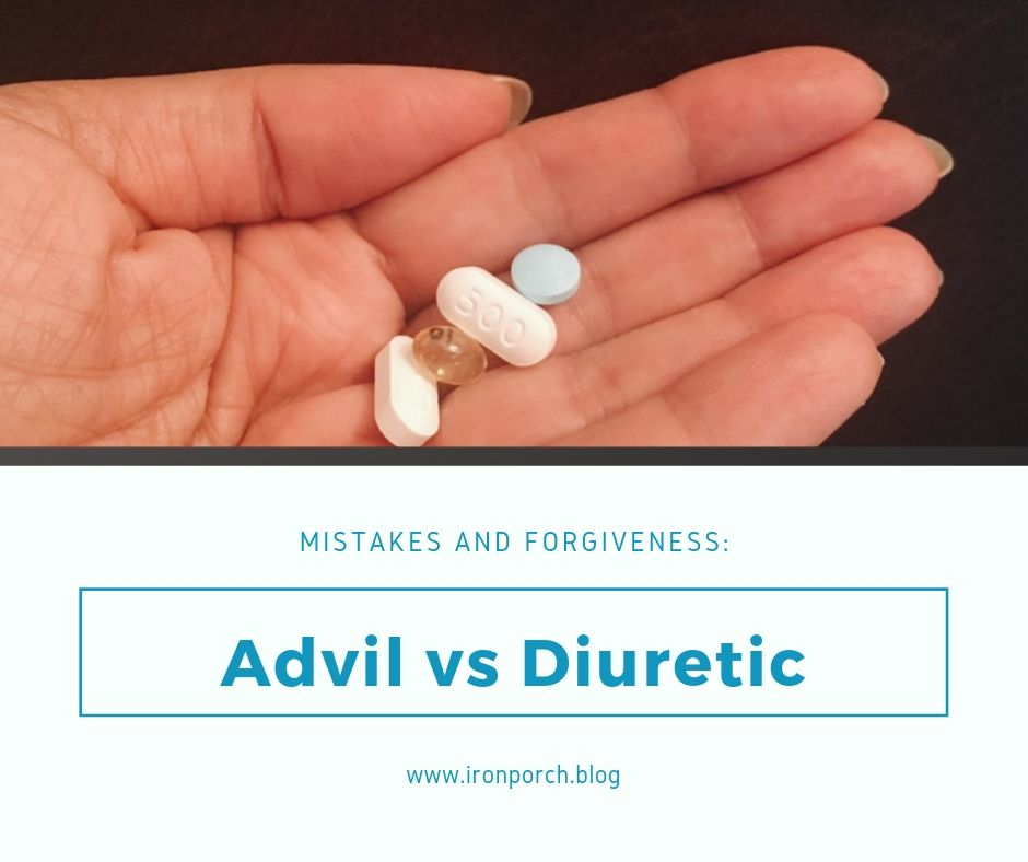 Advil vs Diurectic
