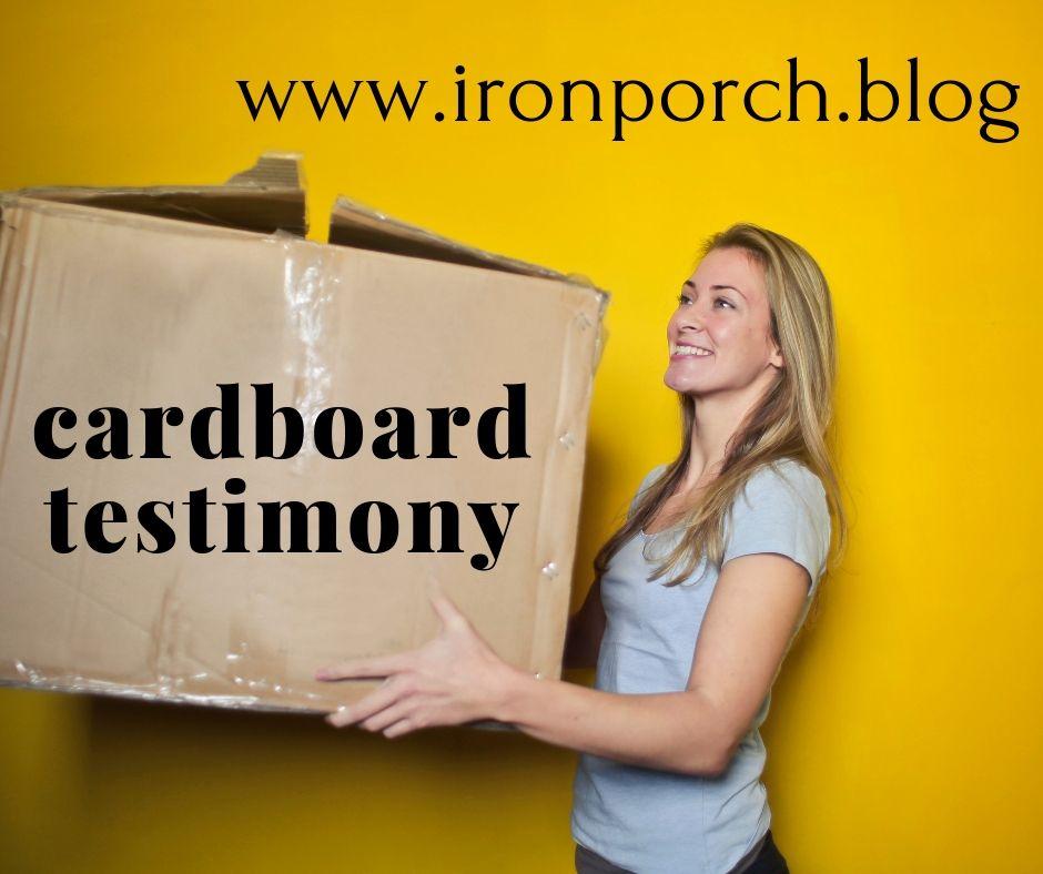 cardboard Testimony-2 copy