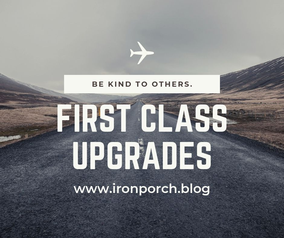 First Class Upgrades copy