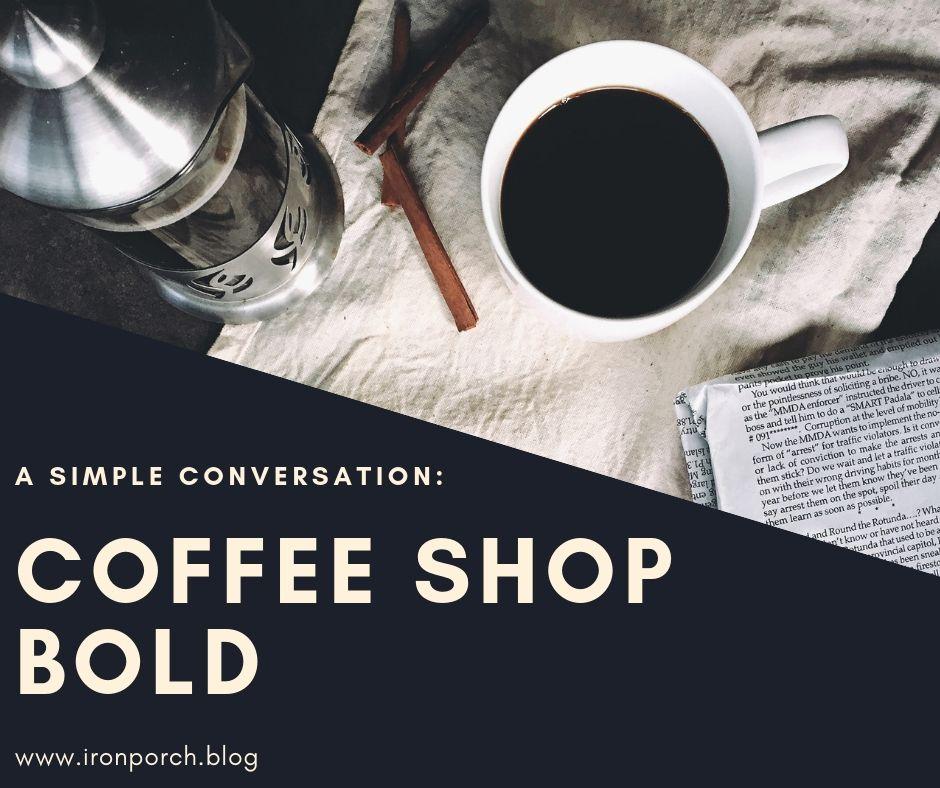 Coffee Shop Bold