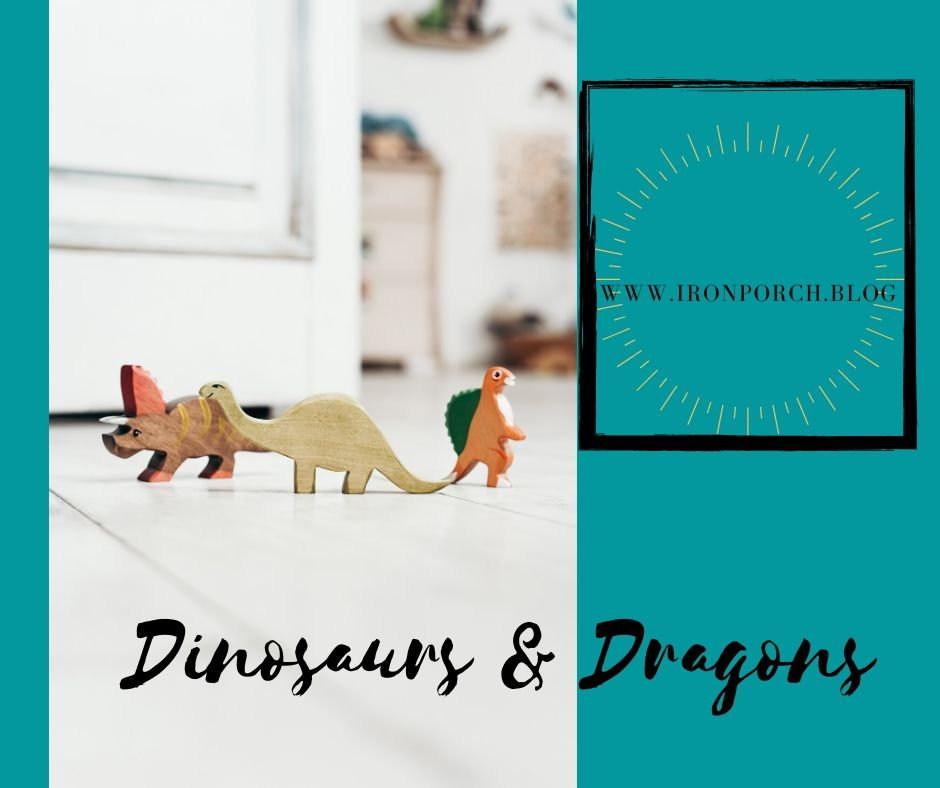Dinosaurs & Dragons-3 copy