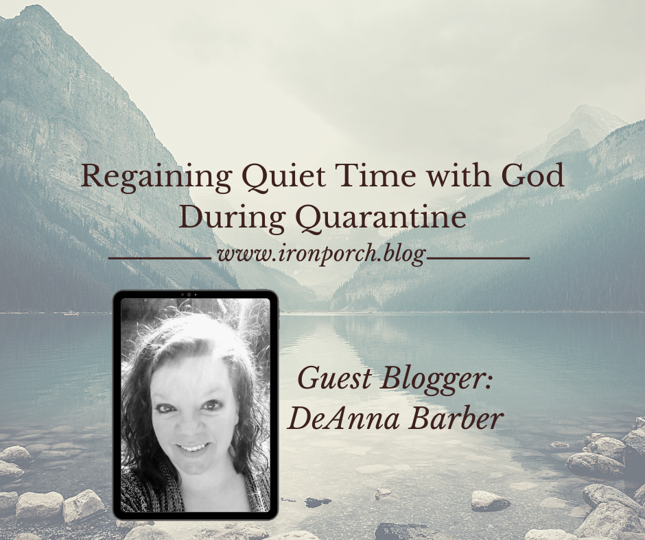 Regaining Quiet Time with God during Quarantine copy